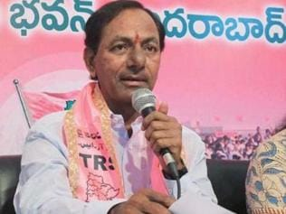 Telangana CM to go on 5-day ritual spree, ropes in 5,000 priests