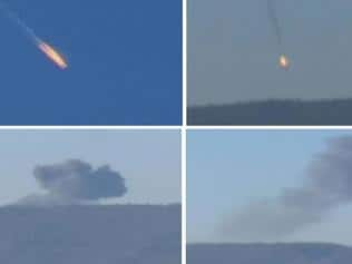 Turkish army releases audio of warnings to downed Russian jet