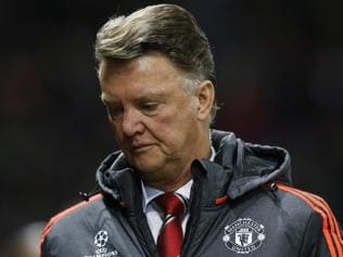 Van Gaal 'worried' over Manchester United's attacking crisis