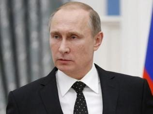 Putin hints US 'leaked' flight path of downed Russian jet to Turkey