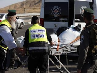 Palestinian killed after West Bank attack on Israeli soldiers