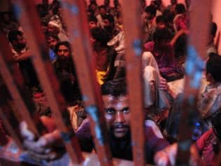 Sri Lankan navy arrest eight Tamil Nadu fishermen