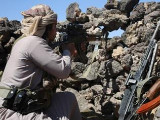 Yemeni forces kill 16 rebels in fighting for south Yemen province
