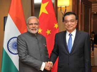 Wake up India, the Chinese Dragon has set sail
