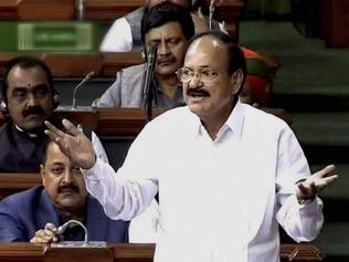 There's 'some amount' of intolerance in country, says Venkaiah Naidu