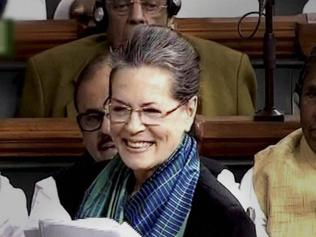 Sonia Gandhi out of country, GST bill negotiations delayed