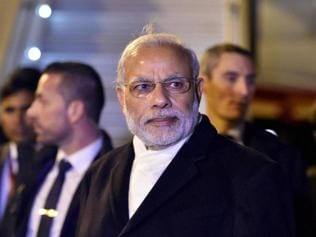 Rich nations must shoulder greatest burden in climate fight: PM Modi