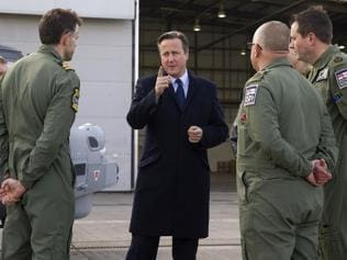 UK moves closer to bombing Syria, motion finalised