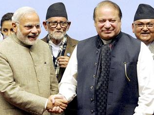 Modi, Sharif had hour-long 'secret' meeting during Saarc 2014