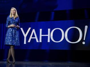 Yahoo weighing sale of core internet business, future of CEO Mayer