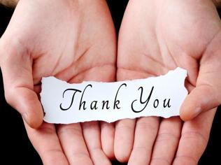 Thanks but no thanks: Gratitude is totally overrated