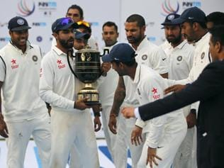 India win series against South Africa, but Test cricket loses out