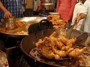 A big fat Bengali wedding, with acid reflux