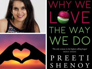 Preeti Shenoy's Why We Love The Way We Do is about finding love