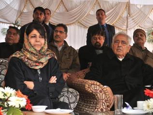 Mehbooba Mufti will need her father's tact to deal with J-K politics