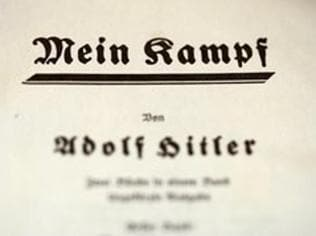 New edition of Hitler's Mein Kampf sells like hotcakes in Germany