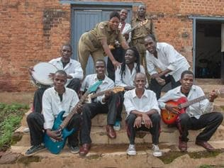 Malawi's prison band with a murderer on vocals gets Grammy nod