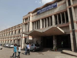 Delhi college triggers row by naming student accused of theft