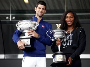 Australian Open: Djokovic-Federer semis, Serena-Sharapova QF likely