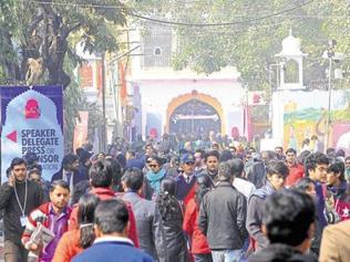 Speculation over transfer of top cop who denied nod for Jaipur Lit Fest