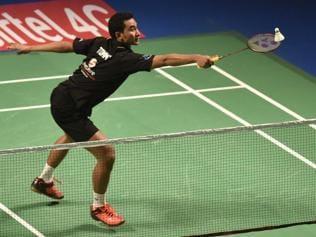 Ouseph caps home advantage as Delhi win badminton league