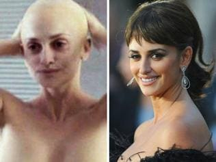 Penelope Cruz goes bald for her 'most complex' character