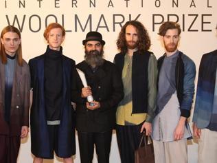 How Suket Dhir won the International Woolmark Prize using Indian weaves