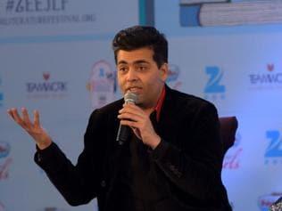 Political drama over intolerance, starring Karan Johar, Congress, BJP
