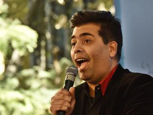 Freedom of expression is the biggest joke in the world: Karan Johar