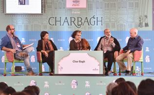 JLF 2016: India's visual culture, an embarrassment of riches