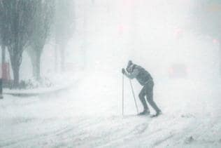 US East Coast reels under the might of Snowzilla
