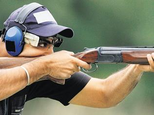 With quota spots for Rio at stake, time for shooters to hold nerve