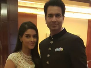 Asin means the world to Rahul Sharma and this picture is the proof