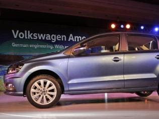 Watch | The new Volkswagen Ameo at the Delhi Auto Expo 2016