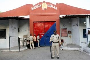 Indore central jail staff cremate inmate as family refuses to take body