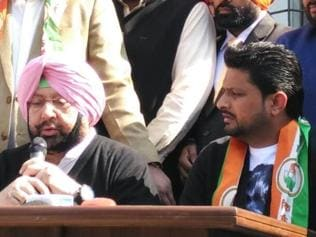 Ex-AAP leader and Bhagwant Mann's 'friend', Balkar Sidhu joins Cong