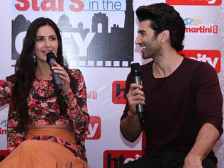 Fitoor: Kat trips on Tabu question, says she had a 'Katfight'