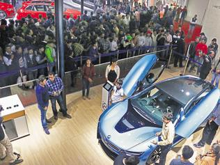 Half the cars at AutoExpo this year were diesel vehicles: CSE