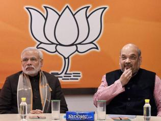 'Modi-versus-all': Political stakes run high as state elections near