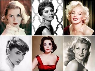 Make-up tips in pics: 6 looks inspired by vintage Hollywood beauties