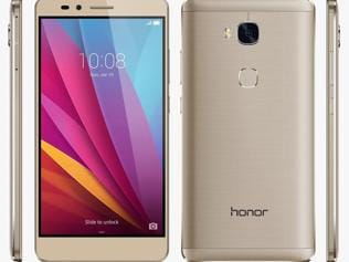 Gadget review: Huawei Honor 5X