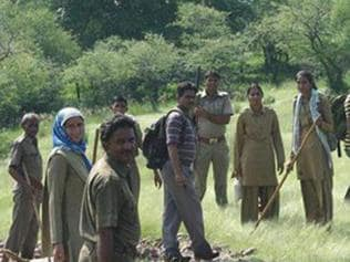 Outrage over man taking women's fitness test for forest guard's post