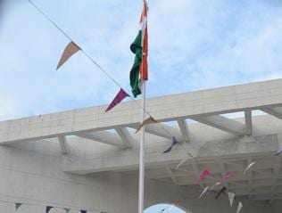 Lucknow: BBAU issues order to fly tricolour on campus