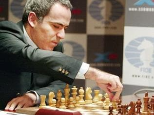 Donald Trump a cotton candy candidate, says Kasparov