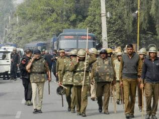 Jat quota agitation:Rohtak police under scanner for riots