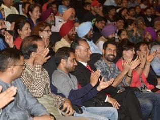 Two-day Jaspal Bhatti humour festival opens to a lively start