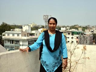 MP: Once she couldn't pay school fee, now her daughter studies in US