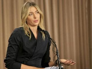 Maria Sharapova deserves credit for coming clean on doping