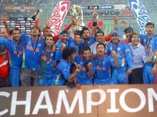 The fateful eight: World Cup winners in India's WT20 squad