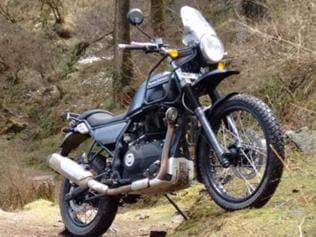 Royal Enfield launches 411-cc bike 'Himalayan' at Rs 1.55 lakh